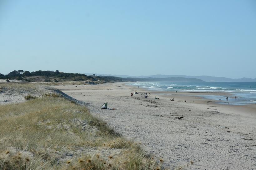 Pakiri Beach, New Zealand