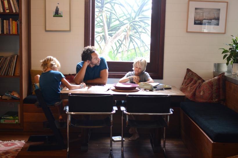 homes school scenes