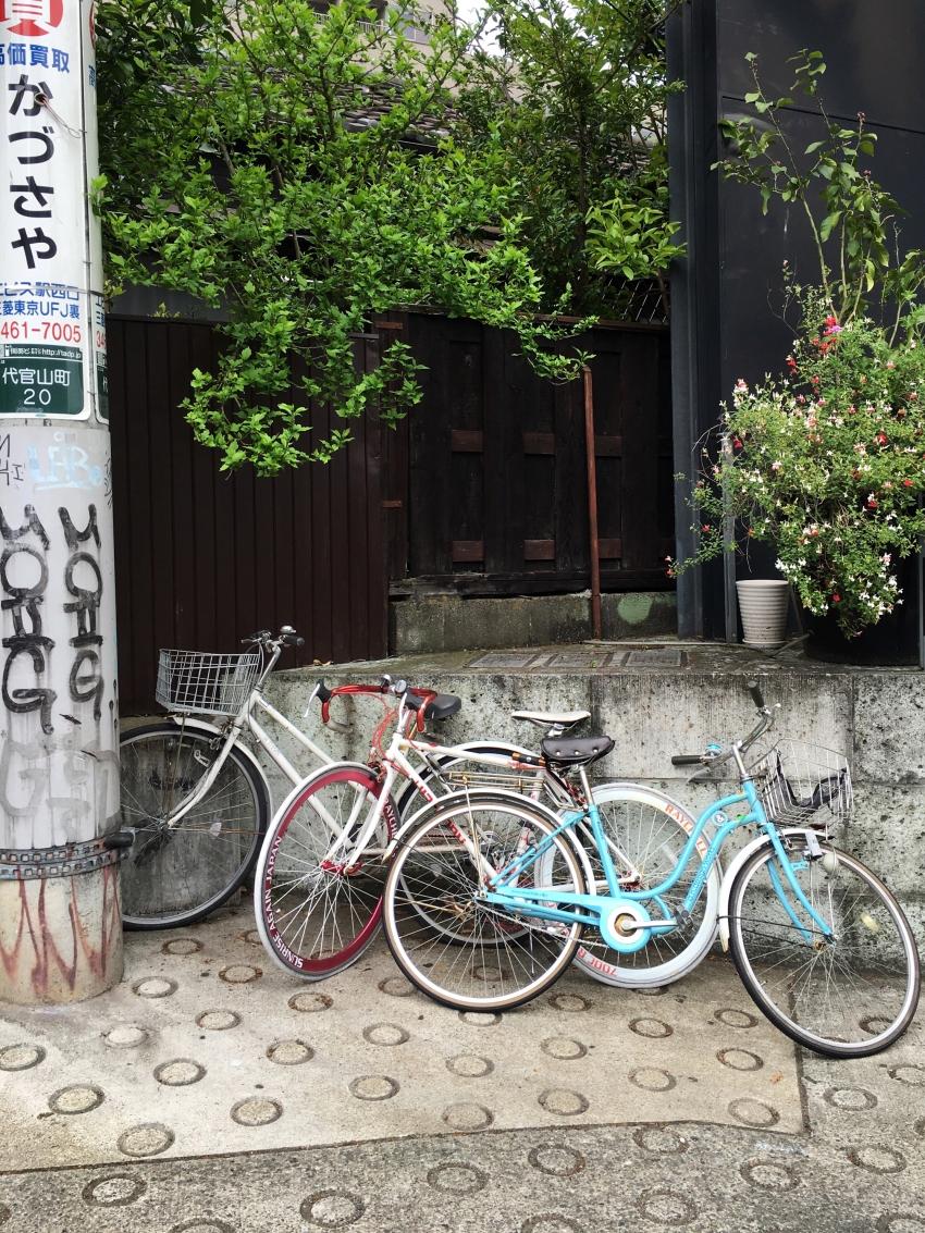 bikes in tokyo