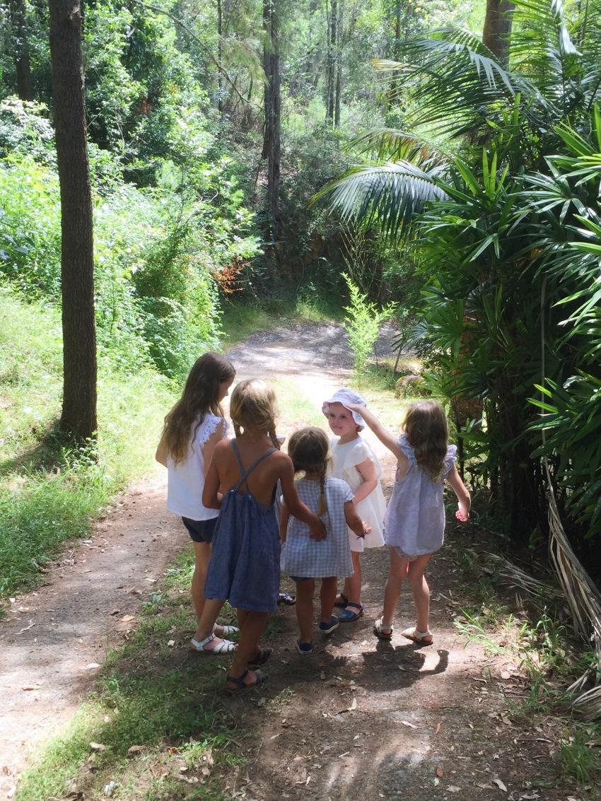 kids in Wyong Creek