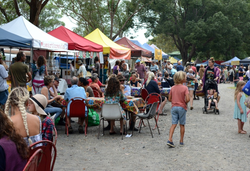 Mullum market