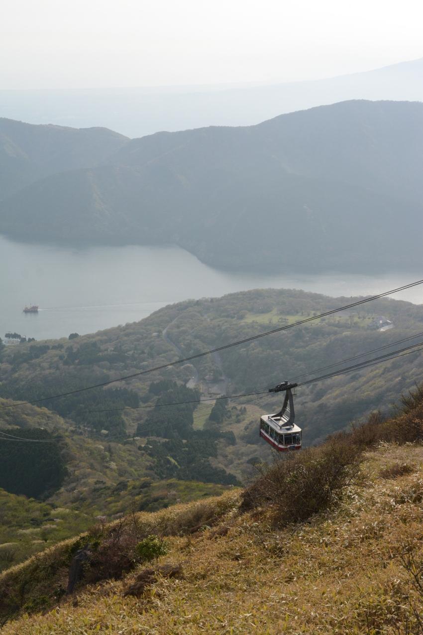 cable car Hakone