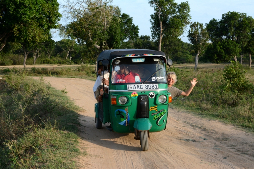 easton in tuktuk