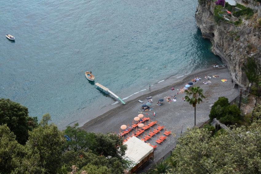 Arienzo beach Positano