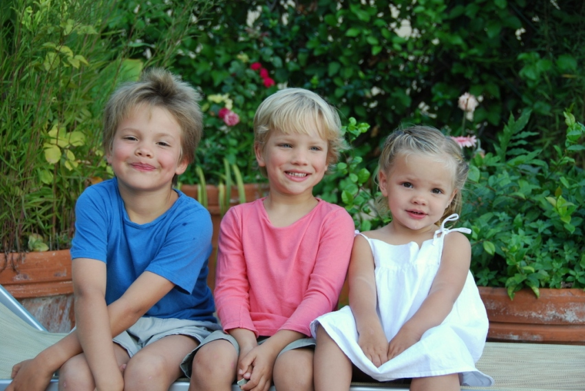 easton, quin and ivy 2011