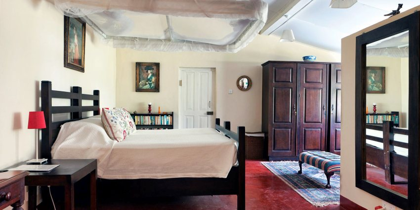 The Ellerton room