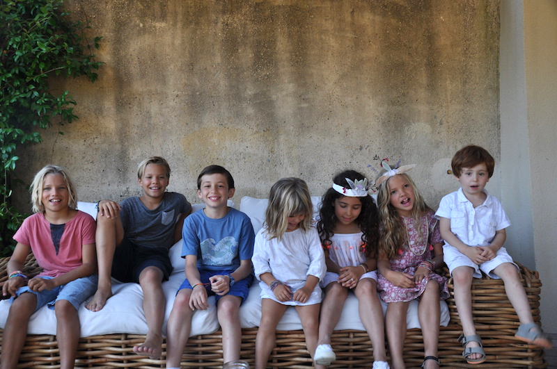 friends in Saint Remy